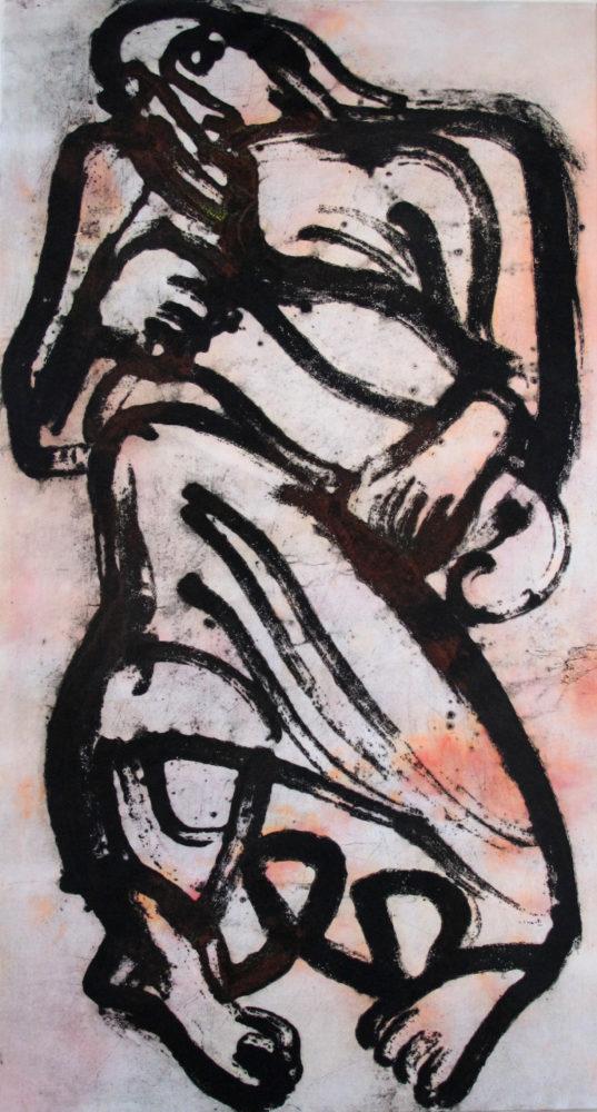 Dancing Jeremaiah, 150x80cm