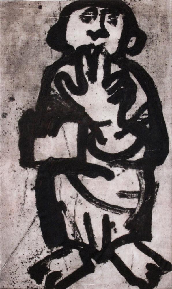 Prophet 13, 85 x 50 cm