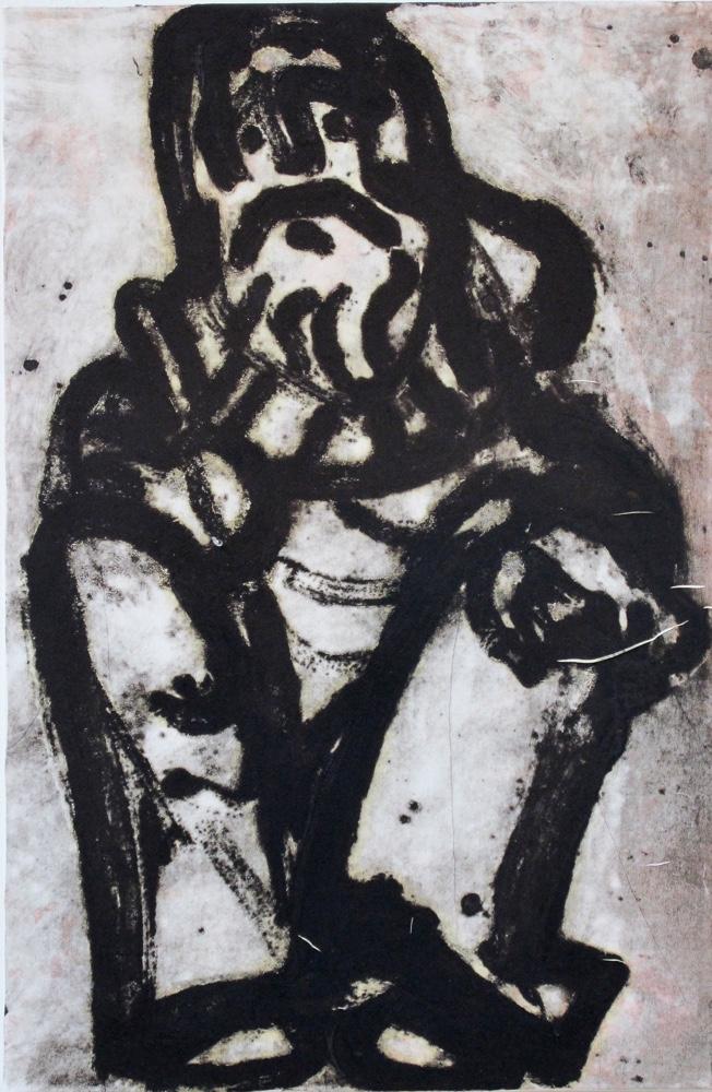 Prophet 21, 85 x 55 cm