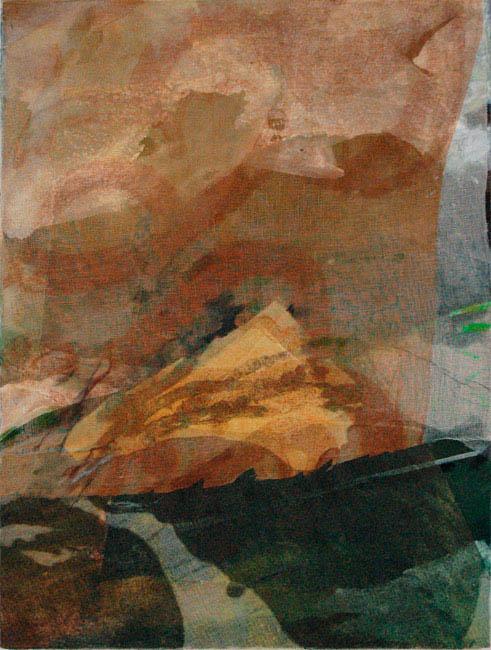 before nightfall 80x60cm mixed medium on canvas